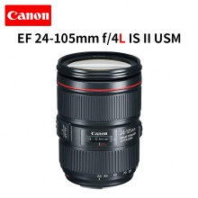 佳能24-105F4二代镜头 EF 24-105mm f4L IS II USM